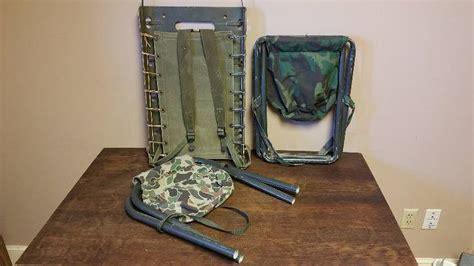 military wwii pack board frame backpack american seating