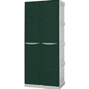 armadietti da esterno in plastica armadio portascope da esterno in plastica o resina