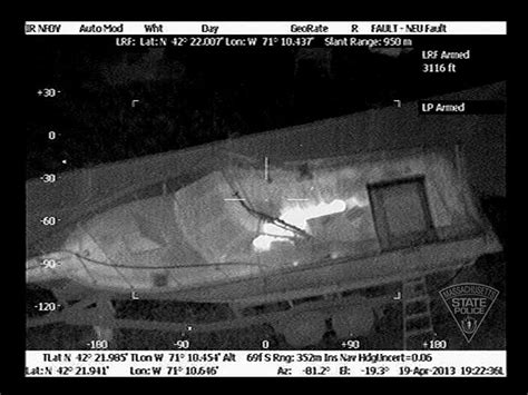 See Infared Images From A Massachusetts State Police ...