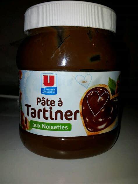 pate a tartiner aux noisettes u 750g tous les produits miels p 226 tes 224 tartiner prixing