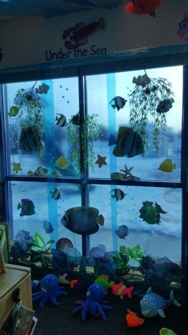 themeunder  sea preschool classroom decorations