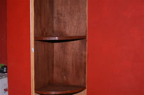 How To Build A Corner Cabinet 10 Steps (with Pictures