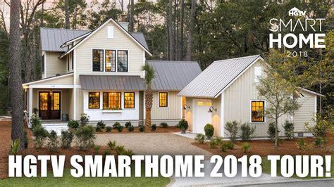 ultimate hgtv smart home 2018 tour