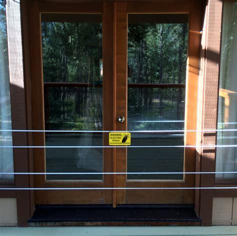 sliding glass door tint