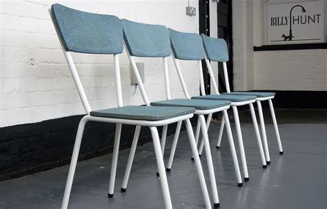 Retro Kitchen Table And Chairs Uk by Vintage Retro 1950s Four Chairs And Kitchen Table Set
