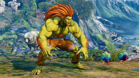 Street Fighter 5 Arcade Edition Tfg Preview Art Gallery