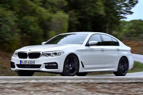 Bmw 5 Series Named Car Of The Year