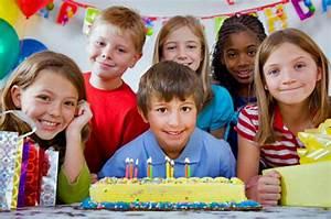 5 Kids' birthday party ideas that won't break the bank