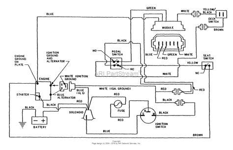 Kohler 10 Hp Wiring Diagram by Snapper E331315bve 33 Quot 13 Hp Rear Engine Rider