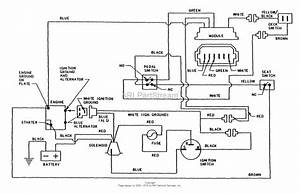 Snapper E331315bve 33 U0026quot  13 Hp Rear Engine Rider  Euro  Series 15 Parts Diagram For Wiring