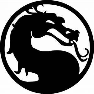 Mortal Kombat logo vector by reptiletc on DeviantArt
