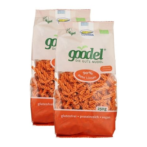 govinda goodel rote linse glutenfrei