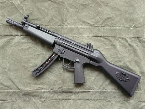 essai armes carabine gsg   copie hk mp calibre  long rifle