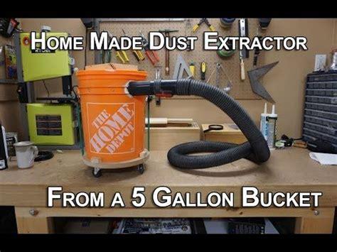 diy dust collectorseparator home