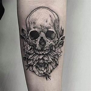 Lilie Symbolische Bedeutung : tattoos mit bedeutung bilder totenkopf tattoos 20 ideen mit bedeutung mexikanische totenkopf ~ Frokenaadalensverden.com Haus und Dekorationen