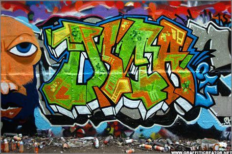 Graffiti Generator :  Full Graffiti Creator Generator