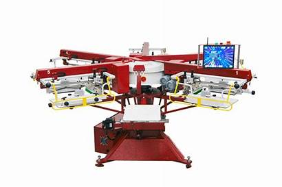Printing Screen Automatic Anatol Volt Machine Presses