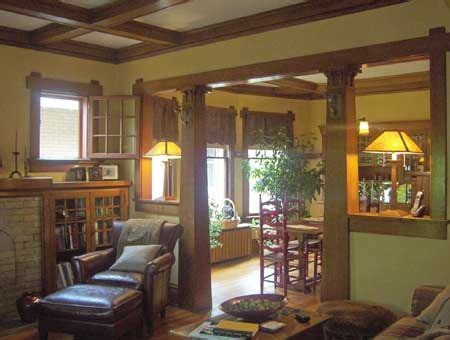 bungalow style homes interior craftsman bungalow craftsman obsession