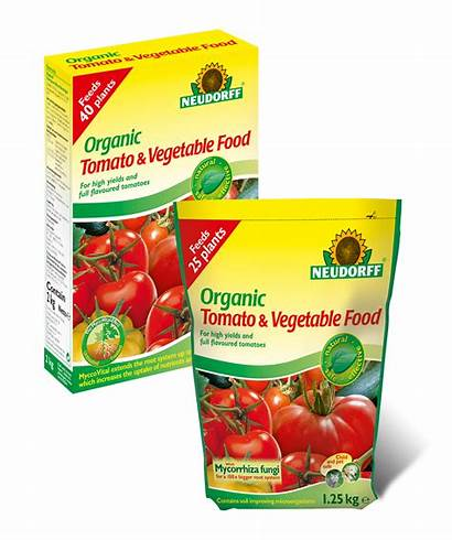 Tomato Organic Vegetable Neudorff Collage