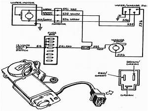 79 Corvette Wiper Wiring Diagram