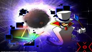 Super Paper Mario Music Count Bleck Battle Extended Youtube
