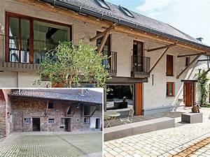 Scheune Zum Wohnhaus Umbauen : ruine wird zum sonnenhaus bauernhof architektur pinterest haus bauernhaus und haus umbau ~ Orissabook.com Haus und Dekorationen