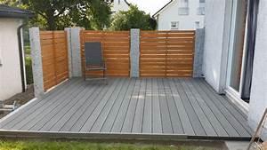 Terrassendielen Aus Kunststoff : wpc terrassendielen kunststoff m belideen ~ Whattoseeinmadrid.com Haus und Dekorationen