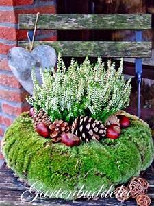Eingangsbereich Außen Dekorieren : gartenbuddelei vor der t r deko pinterest fr hling blume und fr hlingsblumen ~ Buech-reservation.com Haus und Dekorationen