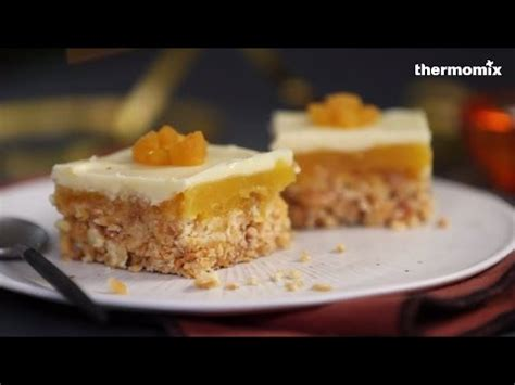 cours cuisine thermomix bouchée croquante à l 39 abricot au thermomix tm5 recette