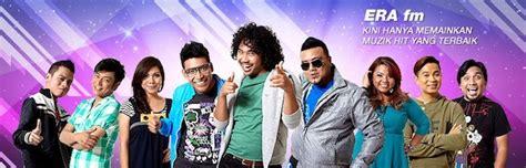 era fm era fm muncul sebagai stesen radio nombor satu di malaysia
