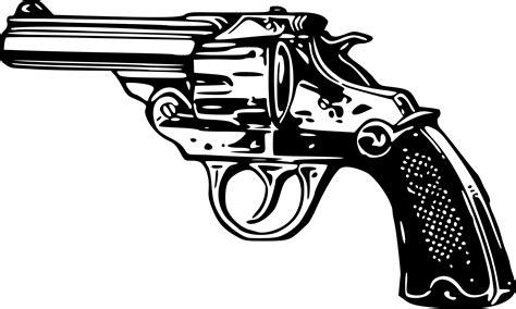 Pistol Clipart Gun Clipart Clipground