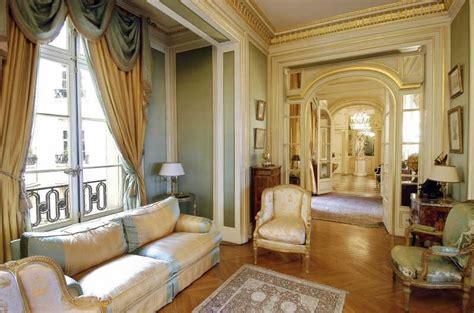 lavish avenue foch apartment  paris homes   rich