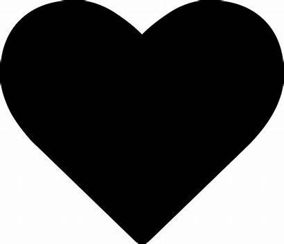 Heart Silhouette Svg Shape Icon Onlinewebfonts