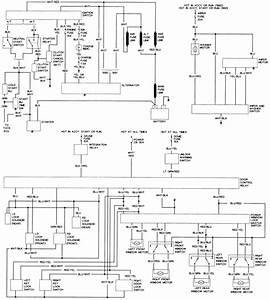 Toyota Hilux Wiring Diagram 2005