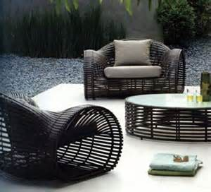 lounge sofa rattan 25 outdoor rattan furniture lounge furniture from rattan and wicker interior design ideas