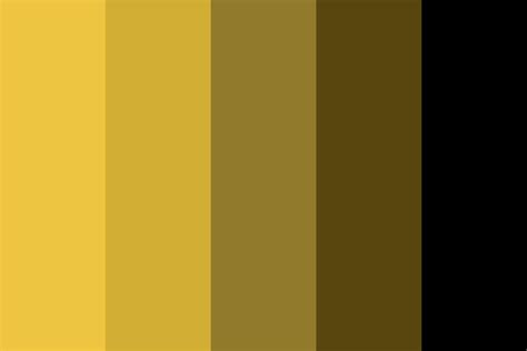 hufflepuff house colors hufflepuff house color color palette