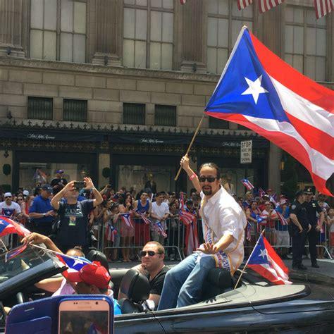 lin manuel miranda swimsuit puerto rican day parade lin manuel miranda pg llero