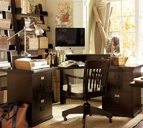 pottery barn home office furniture sale 20 off desks