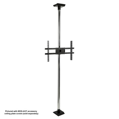 Peerless Ceiling Pole Mount by Peerless Modular Series Floor To Ceiling Tv Mount Kit