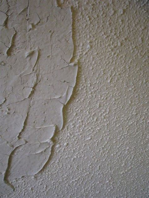 cover  popcorn ceiling  plaster covering