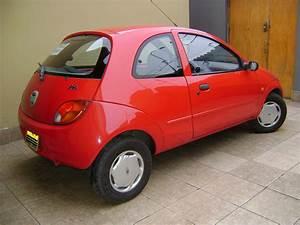 Vendo Ford Ka Del A U00f1o 1998 Con 56 000km En Muy Buen Estado