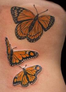 30 best Monarch Butterfly Tattoo Stencils images on ...