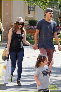 Lucy Hale & Chris Zylka: The Grove Shoppers!: Photo ...