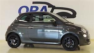 Fiat Montelimar : fiat 500 1 2 8v 69ch s occasion mont limar drome ard che ora7 ~ Gottalentnigeria.com Avis de Voitures