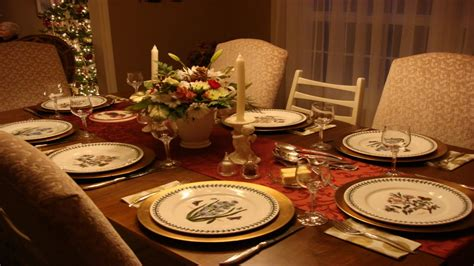dining table dressing ideas christmas decorating ideas