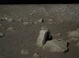 While NASA looks to Mars, China collects first Moon shots ...