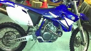 Yamaha Wr 450 F 2003 First Start Up