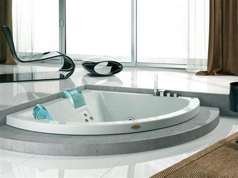vasca da bagno angolare prezzi vasca da bagno angolare idromassaggio da incasso aquasoul