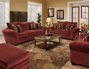 American furniture manufacturing masterpiece burgundy sofa for American home furniture couches