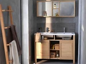 Meuble De Salle Bain Pas Cher : meuble salle de bain pas cher 2 salle de bain pinterest meuble salle de bain pas cher et ~ Teatrodelosmanantiales.com Idées de Décoration